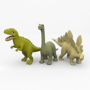 3d model toy set