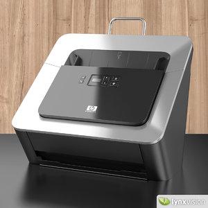 max scanjet scanner