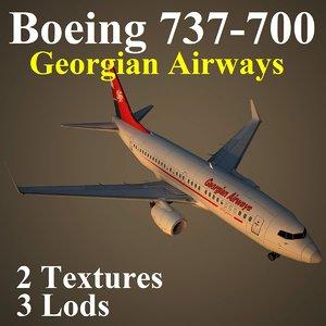 ma boeing 737-700 tgz
