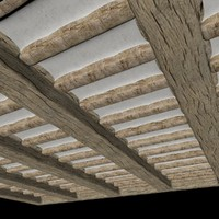old roof c4d free