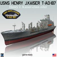 USNS Henry J. Kaiser T-AO-187