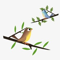 Animated Birds