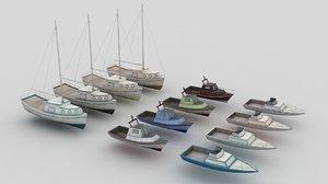library boats max