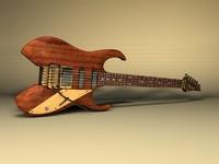 3d reb ibanez rbm10sol guitar