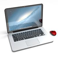 3d x macbook pro