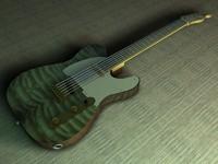 fender telecaster guitar x