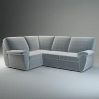 basic corner sofa senator max