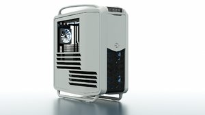 cooler master cosmos 2 3d model