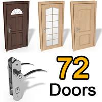 3ds doors 72 1