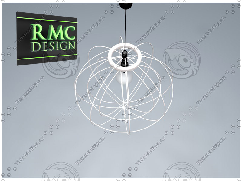 cinema4d chandelier 18 rmc