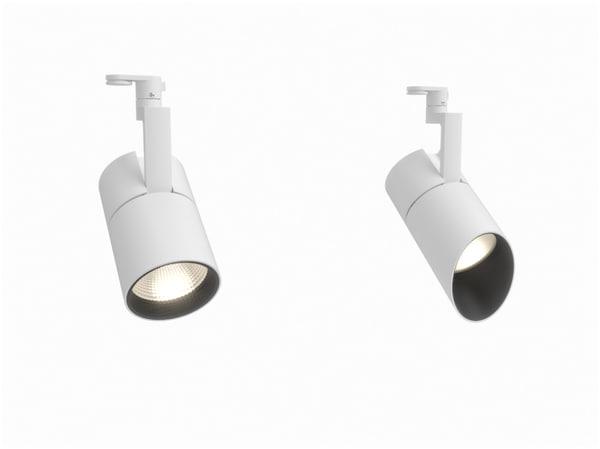 erco parscan track spotlight 3d 3ds