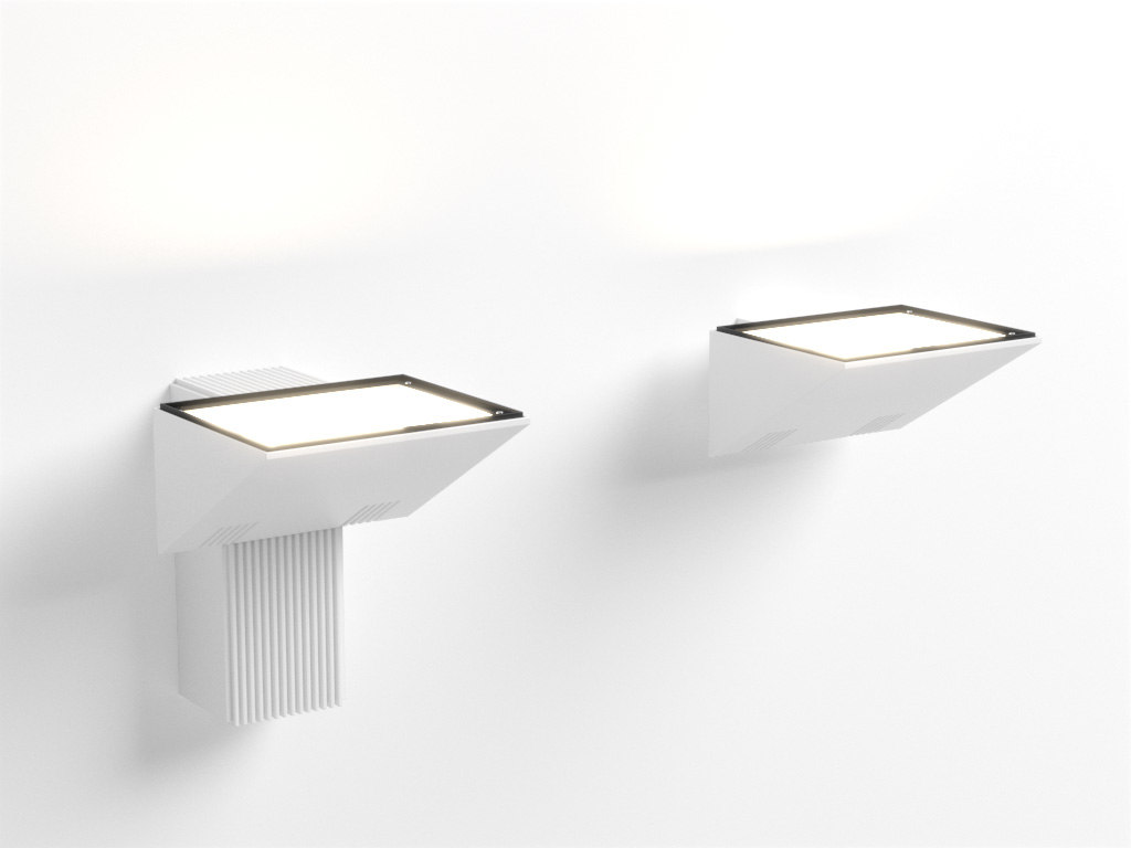 erco trion indoor uplight 3d model