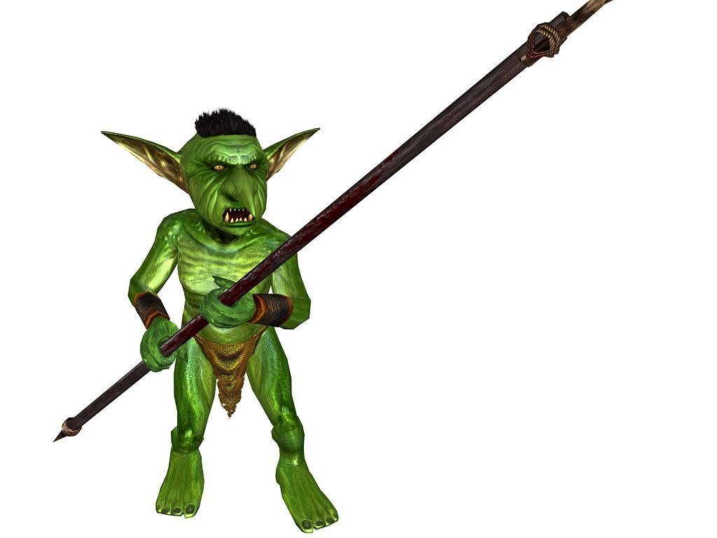 3ds max goblins unity