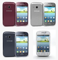samsung galaxy young s6310 3d obj