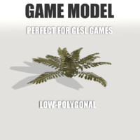 3ds max fern games