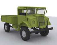 CMP Chevrolet Army Truck