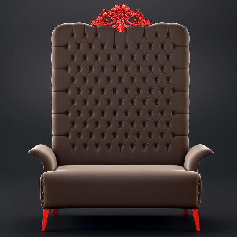 3d creazioni cr 3812-ic sofa model
