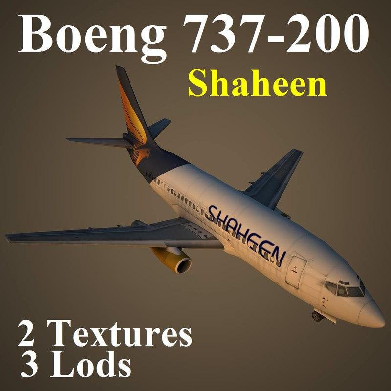 737-200 sai max