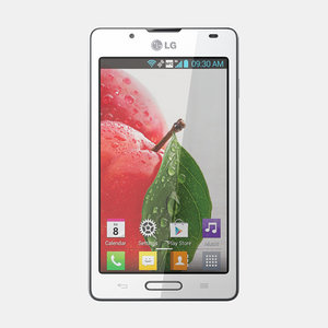 3d model lg optimus l7 ii