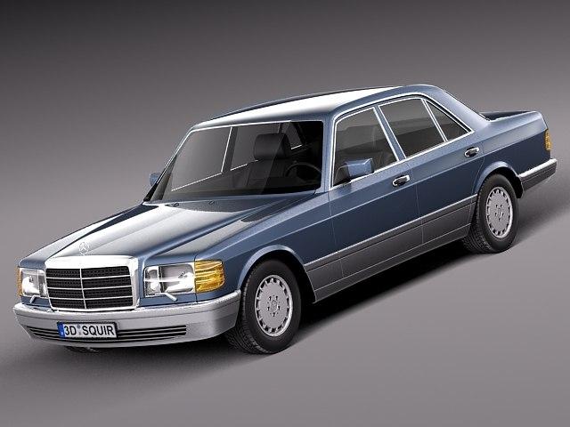 3d sedan mercedes mercedes-benz luxury