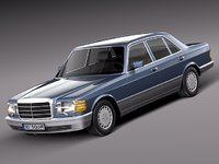 3d sedan mercedes mercedes-benz luxury