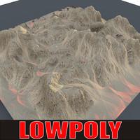 mountain maps terrain 3ds free