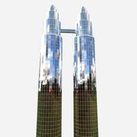 3ds max skyscraper buildings