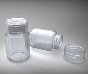 printable bottle screw 3d 3ds