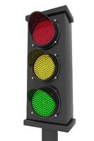 traffic light x
