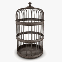 max bird cage decor