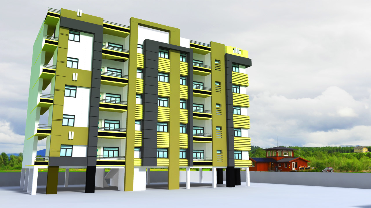 apartment 3d ma