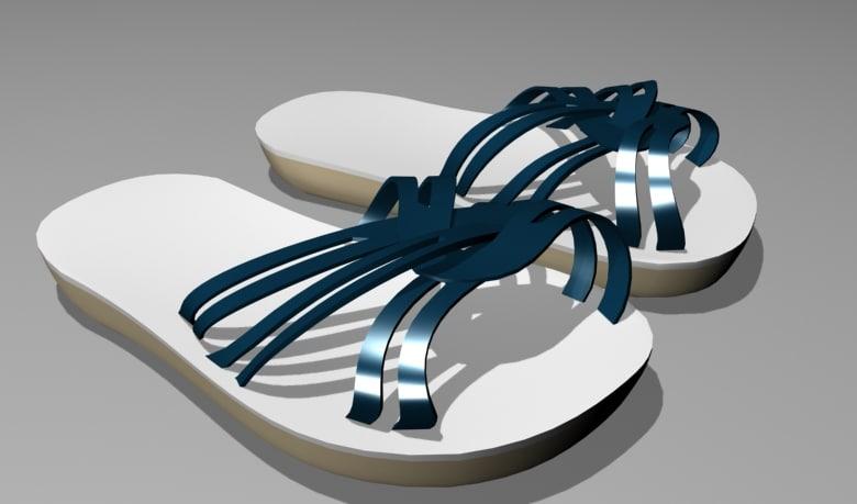max sandals girls