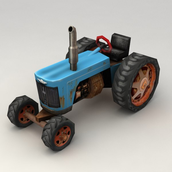 max old tractor