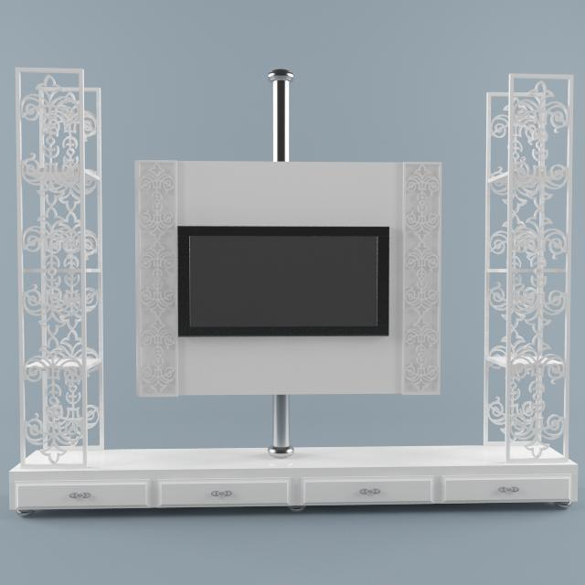 3ds max wall unit