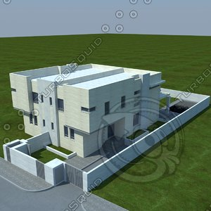 buildings 2 3d max