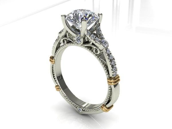 rhino ring jewelry