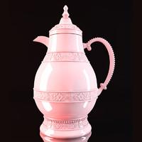 3d model thermal pitcher light pink