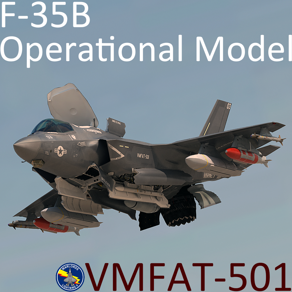 3d operational pilot