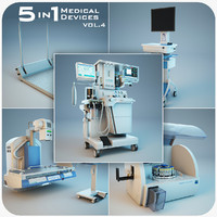 Medical Devices 5 in 1 vol.4