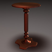 obj table spindle