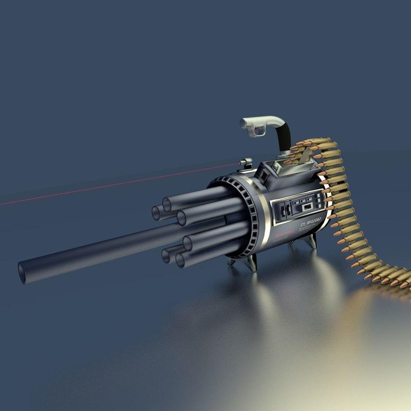 3ds gun destroyer