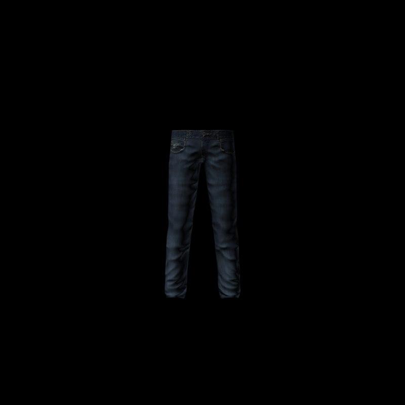 3d max jeans