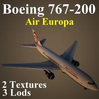 B762 AEA