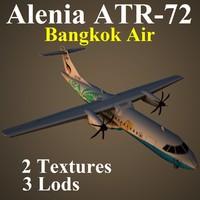 3d alenia bkp model