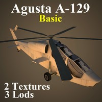 max agusta basic attack helicopter