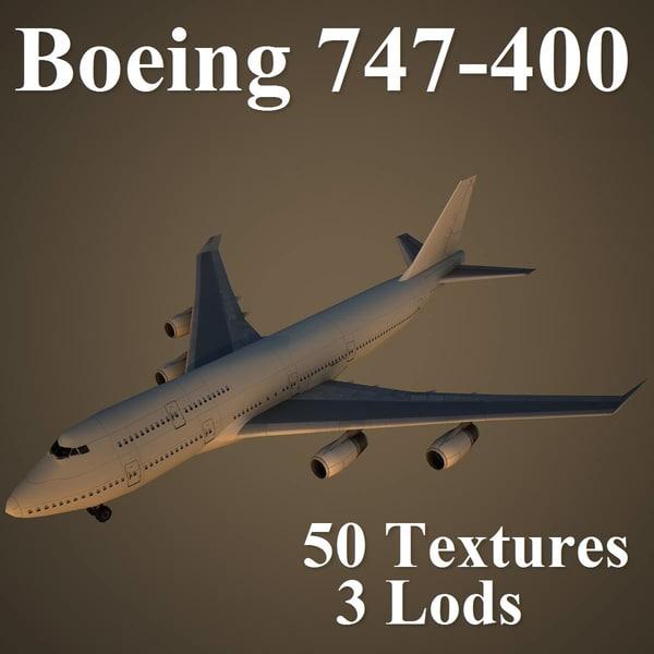 boeing 747-400 max
