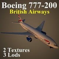 B772 BAW