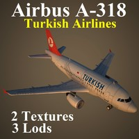 max airbus airlines thy