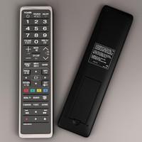tv remote control max