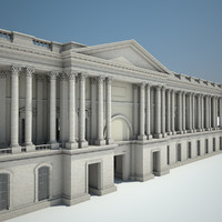 Classical Style Building